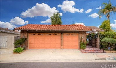 731 Honeywood Lane, La Habra, CA 90631 - MLS#: PW20011850