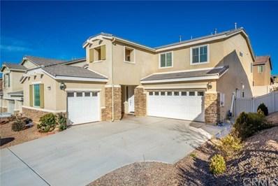 15806 Apache Plume Lane, Victorville, CA 92394 - MLS#: PW20012168