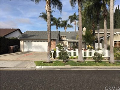 1905 N Deer Creek Circle, Anaheim, CA 92807 - MLS#: PW20012332