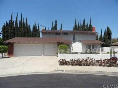 14281 Yorba Street, Tustin, CA 92780 - MLS#: PW20012370