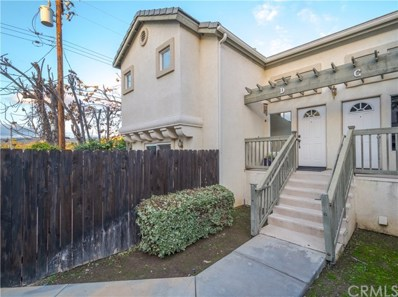 1347 Hillandale Avenue UNIT D, La Habra, CA 90631 - MLS#: PW20012870