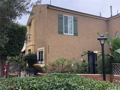 2646 Monte Carlo Drive UNIT 32, Santa Ana, CA 92706 - MLS#: PW20014472