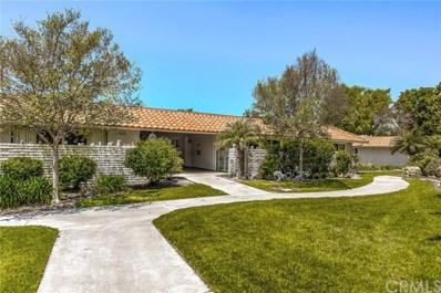 2096 Ronda Granada UNIT O, Laguna Woods, CA 92637 - MLS#: PW20014795