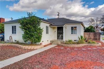 6000 Amos Avenue, Lakewood, CA 90712 - MLS#: PW20015010
