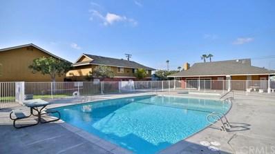 631 S Fairview Street UNIT 8F, Santa Ana, CA 92704 - MLS#: PW20016973