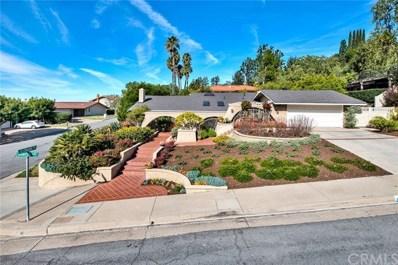 10981 Arroyo Avenue, North Tustin, CA 92705 - MLS#: PW20017073