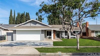 1022 S Verde Street, Anaheim, CA 92805 - MLS#: PW20018458
