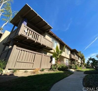 1345 N Cabrillo Park Drive UNIT J10, Santa Ana, CA 92701 - MLS#: PW20021726