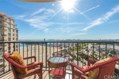 850 E Ocean Boulevard UNIT 1211, Long Beach, CA 90802 - MLS#: PW20022250
