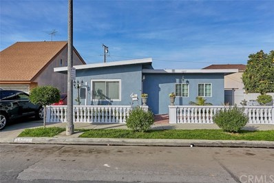 3437 Caspian Avenue, Long Beach, CA 90810 - MLS#: PW20022494