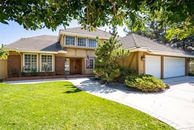 4460 San Antonio Road, Yorba Linda, CA 92886 - MLS#: PW20023889
