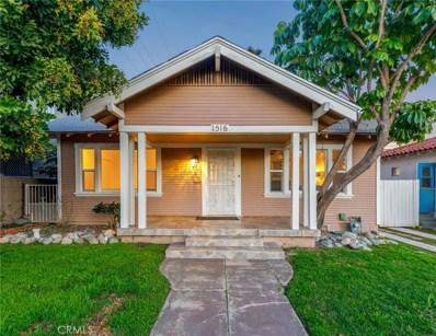 1516 Redondo Avenue, Long Beach, CA 90804 - MLS#: PW20024403