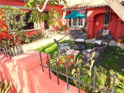 3815 E Vista Street, Long Beach, CA 90803 - MLS#: PW20026273