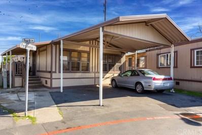 518 S Sullivan Street UNIT 5, Santa Ana, CA 92704 - MLS#: PW20026647