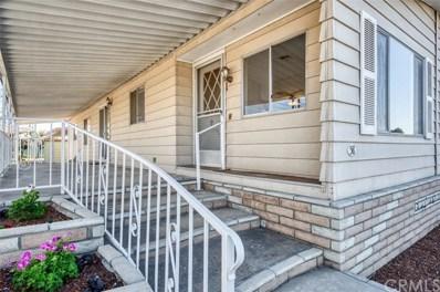 1400 S Sunki Street UNIT 58, Anaheim, CA 92806 - MLS#: PW20028459