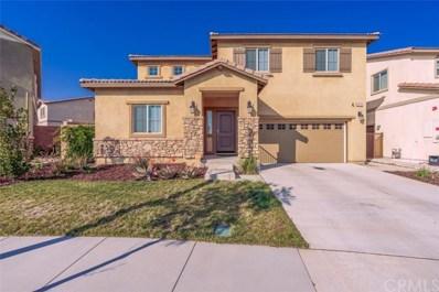 16734 Olive Tree Lane, Fontana, CA 92336 - MLS#: PW20029227