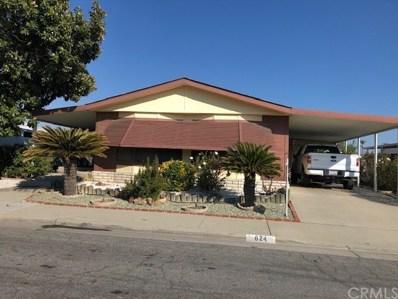 624 De Soto Drive, Hemet, CA 92543 - MLS#: PW20029351