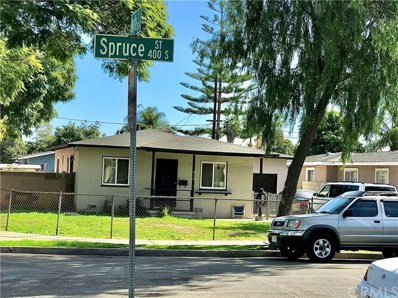 431 S Spruce Street, Santa Ana, CA 92703 - MLS#: PW20031878