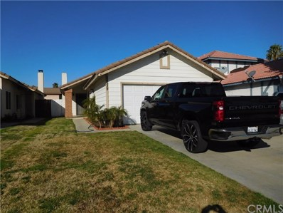 24539 Gabriel Street, Moreno Valley, CA 92551 - MLS#: PW20032683