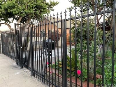 1418 E Cruces Street, Wilmington, CA 90744 - MLS#: PW20033800
