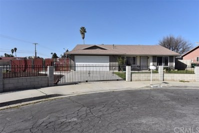 13485 Cora Place, Moreno Valley, CA 92553 - MLS#: PW20034385