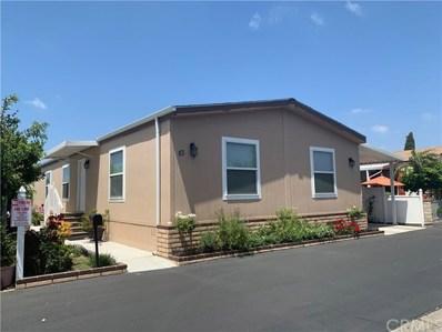 14300 Clinton Street UNIT 83, Garden Grove, CA 92843 - MLS#: PW20034743