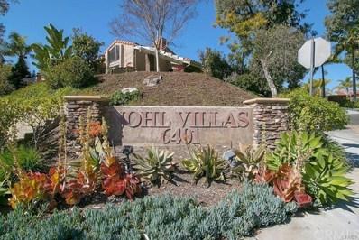 6401 E Nohl Ranch Road UNIT 99, Anaheim Hills, CA 92807 - MLS#: PW20035124