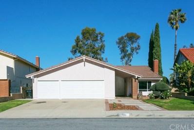 824 S Calle Venado, Anaheim Hills, CA 92807 - MLS#: PW20035714