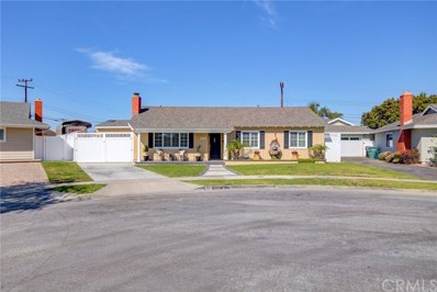 6121 Kelley Circle, Huntington Beach, CA 92647 - MLS#: PW20036019