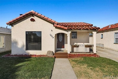1829 E Rogers Street, Long Beach, CA 90805 - MLS#: PW20036085