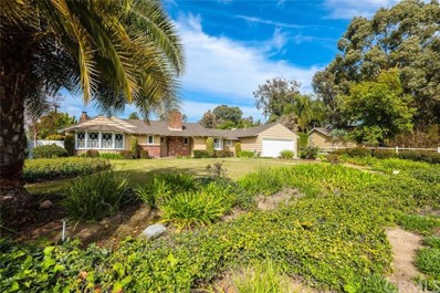 9615 La Cima Drive, Whittier, CA 90603 - MLS#: PW20036529