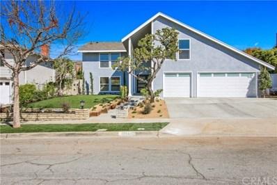 1011 Birchcrest Avenue, Brea, CA 92821 - MLS#: PW20038501