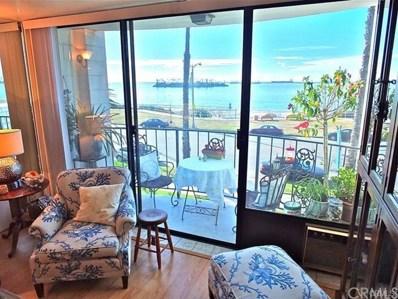 2601 E Ocean Boulevard UNIT 211, Long Beach, CA 90803 - MLS#: PW20039848