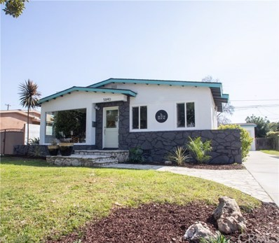 5840 E Scrivener Street, Long Beach, CA 90808 - MLS#: PW20040043