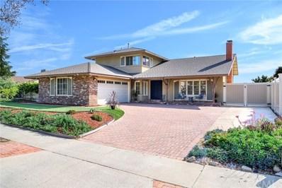 660 Brookwood Street, Brea, CA 92821 - MLS#: PW20040336