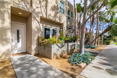333 E Dayman Street UNIT 1, Long Beach, CA 90806 - MLS#: PW20040427