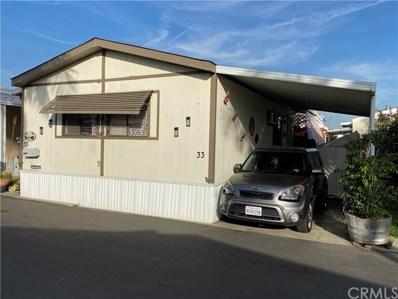 12147 Lakeland Road UNIT 33, Santa Fe Springs, CA 90670 - MLS#: PW20041356