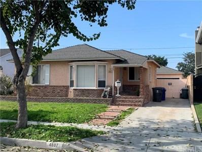 4807 Dunrobin Avenue, Lakewood, CA 90713 - MLS#: PW20050073