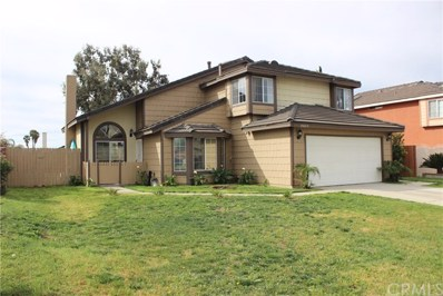 24215 Dimitra Drive, Moreno Valley, CA 92553 - MLS#: PW20052401