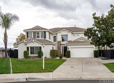 26896 Redcliffe Road, Murrieta, CA 92563 - MLS#: PW20056227