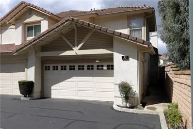 5931 E Rocking Horse Way UNIT 31, Orange, CA 92869 - MLS#: PW20058538