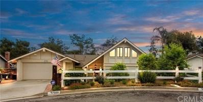17500 Olive Tree Circle, Yorba Linda, CA 92886 - MLS#: PW20063348
