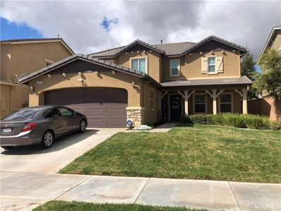 1335 Edelweiss Drive, Beaumont, CA 92223 - MLS#: PW20065412