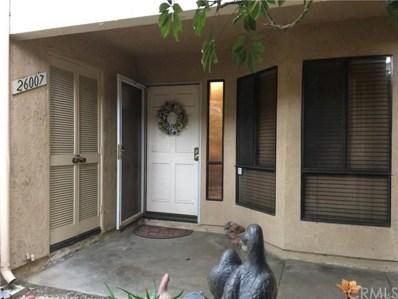 26007 Orbita UNIT 63, Mission Viejo, CA 92691 - MLS#: PW20065425