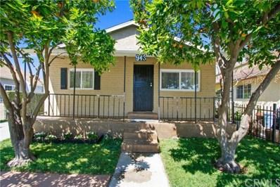 943 W Pine Street, Santa Ana, CA 92703 - MLS#: PW20066560
