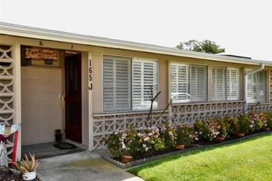 1190 Northwood Road #165J, Seal Beach, CA 90740 - MLS#: PW20070001