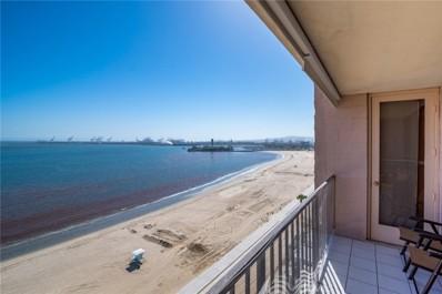 1750 E Ocean Boulevard UNIT 1309, Long Beach, CA 90802 - MLS#: PW20082301