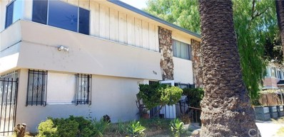 739 Chestnut Avenue UNIT 4, Long Beach, CA 90813 - MLS#: PW20083263