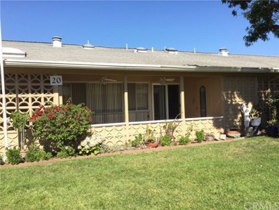 13721 El Dorado Dr  M3  20D, Seal Beach, CA 90740 - MLS#: PW20084924