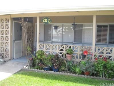 13721 Alderwood Lane M3-#28L Lane UNIT 28L, Seal Beach, CA 90740 - MLS#: PW20087617